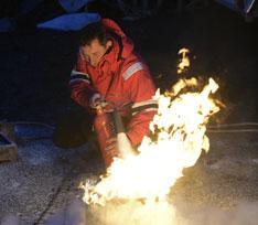 SFITA(NI) fire-fighting
